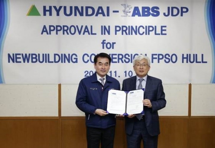 ABS Awards AIP For Innovative HHI FPSO Hull Design