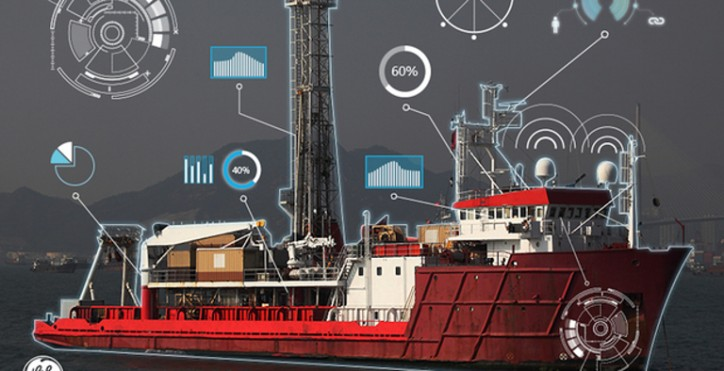General Electric and Maersk Drilling to Pilot Marine Digital Transformation