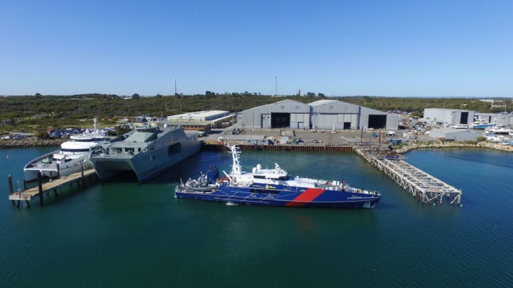 Luerssen and Austal winners in deal to build 10 Royal Australian Navy's Offshore Patrol Vessels