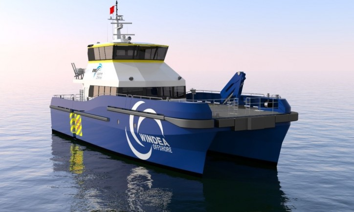 Strategic Marine secures major vessel order with leading German offshore maritime services company