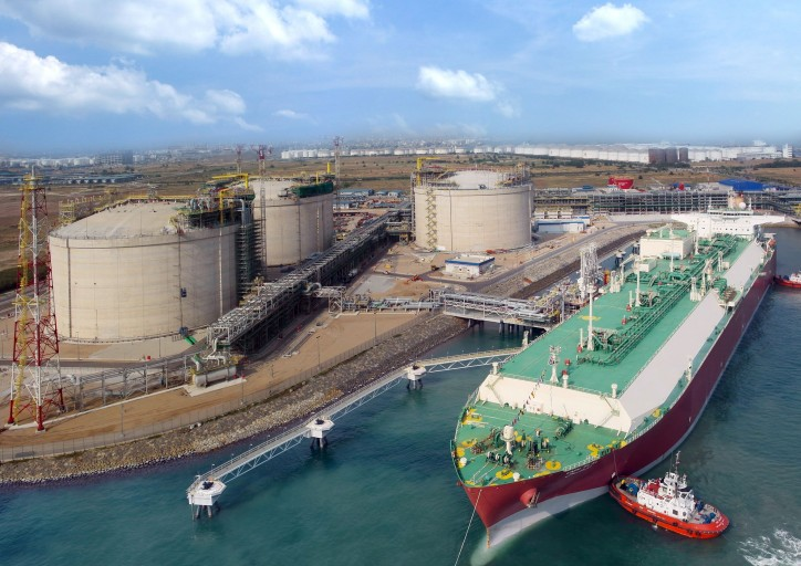 Keppel and Shell form LNG bunkering joint venture in Singapore