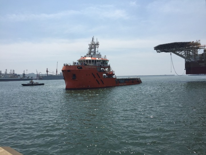 COSCORP delivers newbuild ERRV to Sentinel Marine