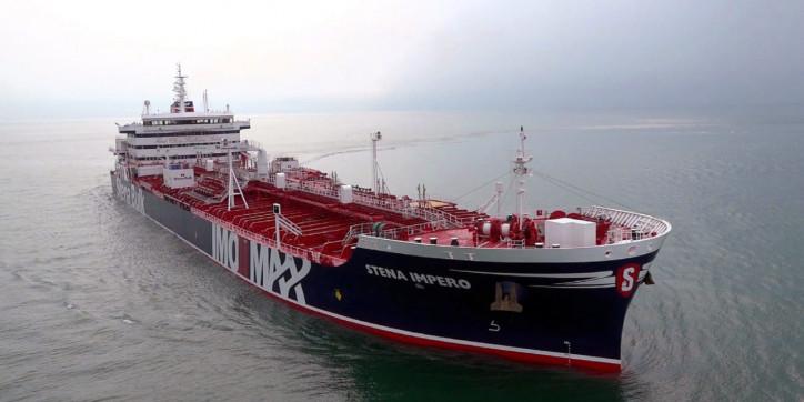 Iran to release seven of Stena Impero's crew