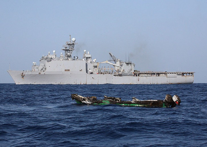 Two Somali pirates receive life sentences for attacking USS Ashland; third gets 33 years