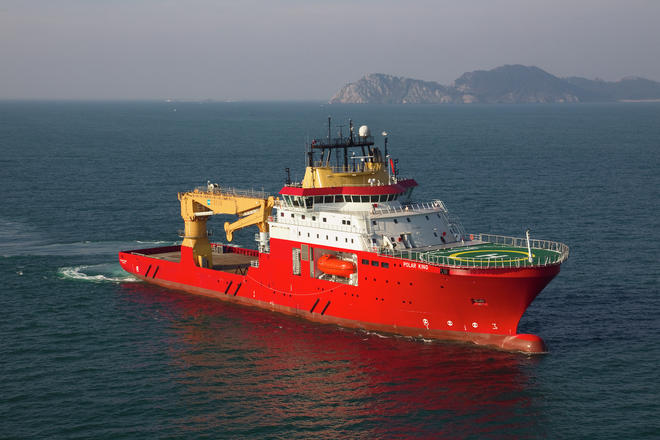 Nexans extends the charter for construction support vessel Polar King