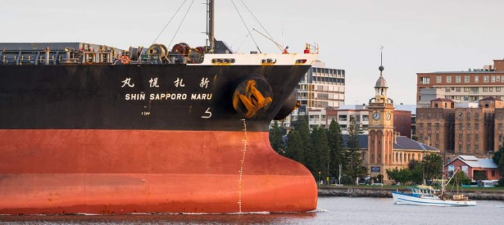 Japan's Indigenous Ainu Language Used to Name New Coal Carrier for Hokkaido Electric Power