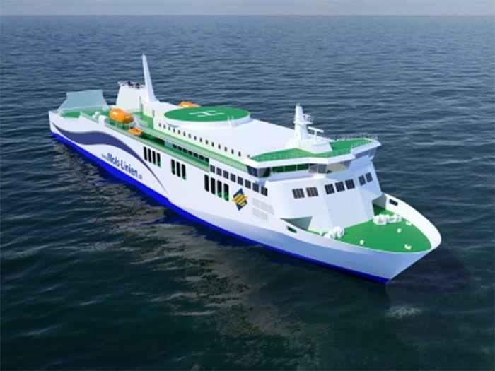 Finland's Rauma shipyard books RoPax order