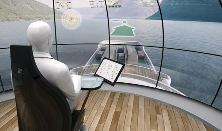 Rolls-Royce announces investment in Research & Development for Ship Intelligence