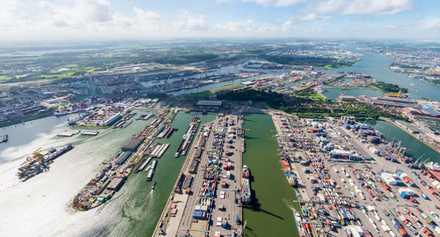 Port Of Rotterdam Launches Unique 360 Degree Virtual Tour