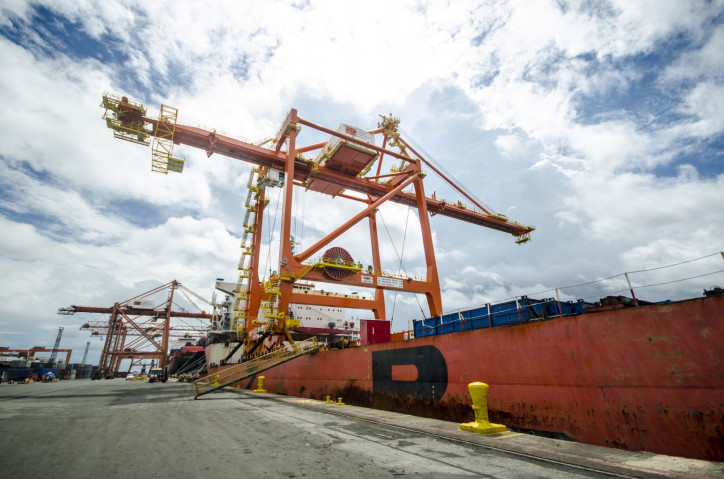 ICTSI Manila continues equipment roll-out