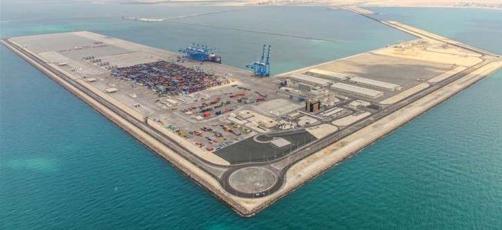 Abu Dhabi Ports inks agreement with Chinese province to develop free trade zone