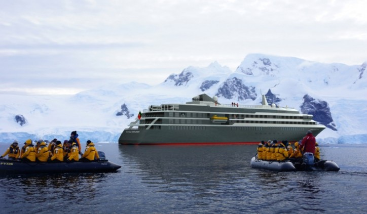 Schulte Marine Concept wins first Cruise Ship Newbuilding Contract