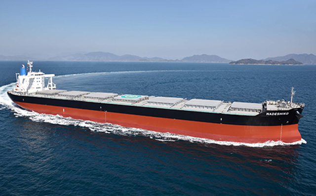 Imabari installs first SOx Scrubber onto bulk carrier