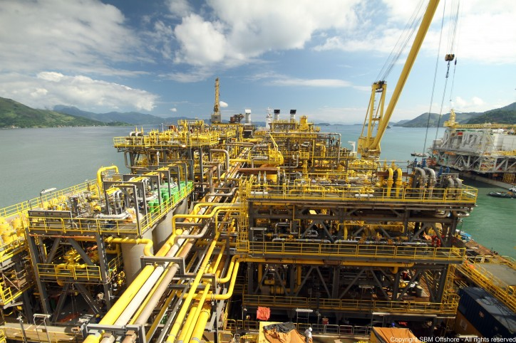 SBM Offshore Completes US$720 Million Financing of FPSO Liza