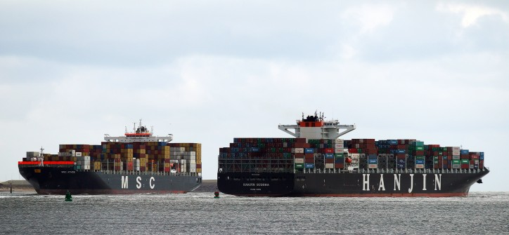 Hanjin Shipping inks contract with MSC on Long Beach terminal sale