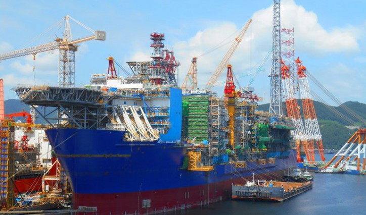 Main power generation start-up on Ichthys two offshore facilities