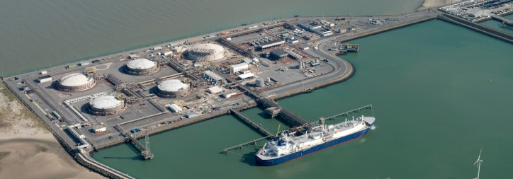 Successful subscription window for LNG services at the Zeebrugge LNG Terminal