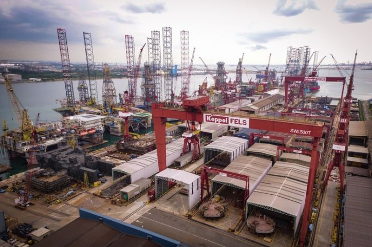 Keppel to build mid-water harsh environment rig worth US$425million