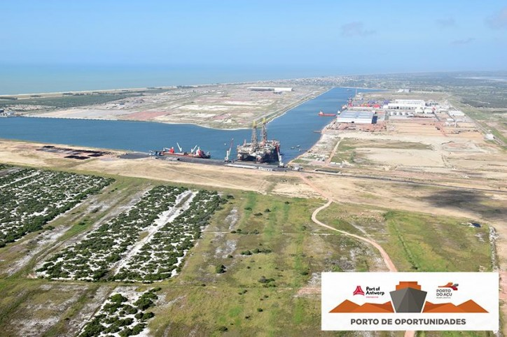 Port of Antwerp International (PAI) invests in Brazilian Port of Açu