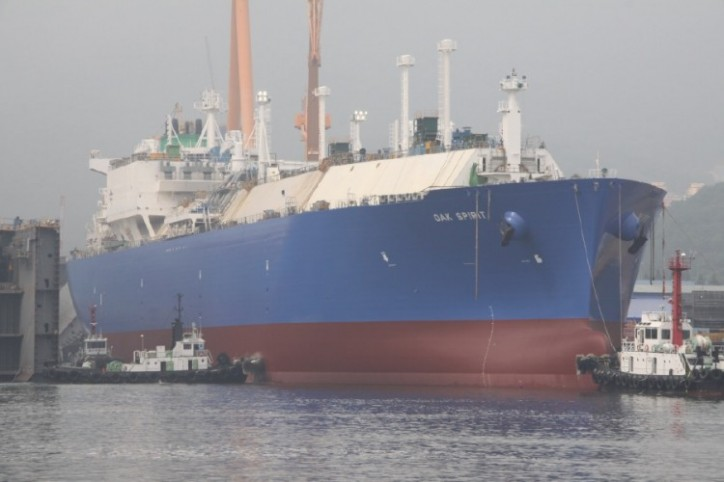 Teekay's second MEGI LNG newbuild starts work with Cheniere
