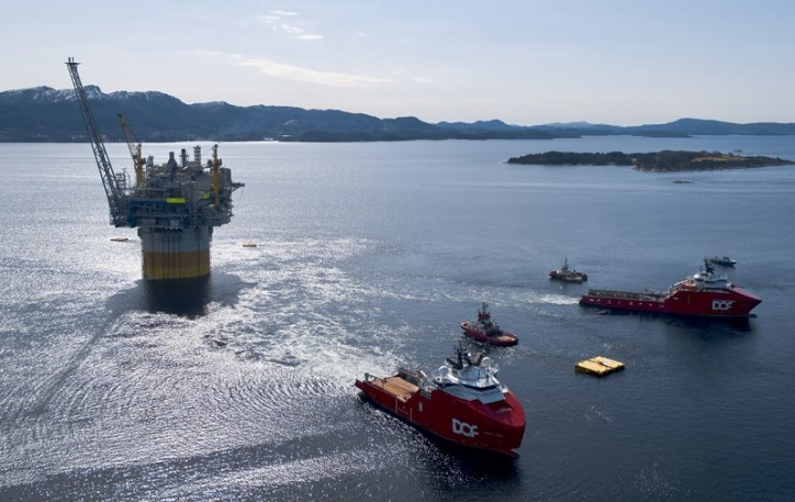 """DOF, Kongsberg, SINTEF Ocean and Norce join forces to deliver """"Intelligent efficiency"""" for offshore operations"""