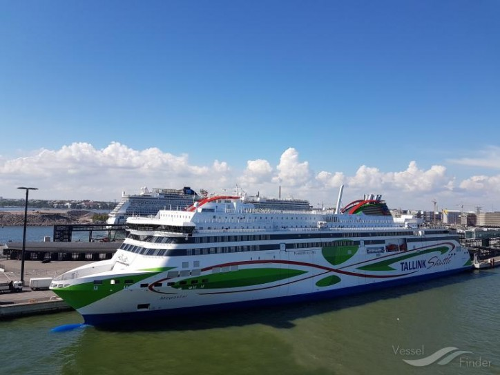 Tallink transports an all-time record number of passengers in July