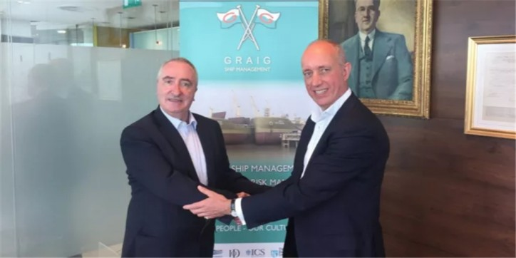 V.Group acquires Graig Ship Management to strengthen dry bulk capability in China and Western Europe