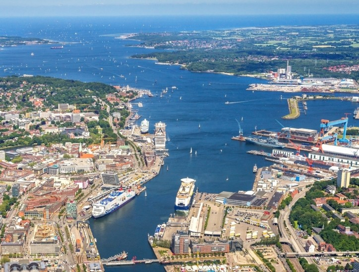 Port of Kiel presents environment concept