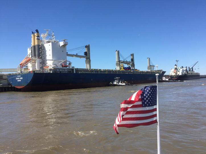 Port of Stockton Achieves Green Marine Environmental Certification