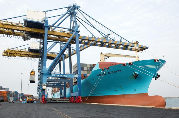 Maersk WAFMAX (West Africa Max)