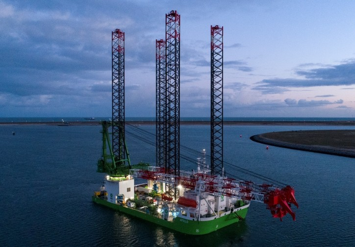 DEME Offshore has signed an agreement with Equinor to study floating concrete substructures for groundbreaking Hywind Tampen floating wind farm
