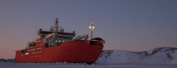 IT Package Ordered for Australian Arctic Research Ship