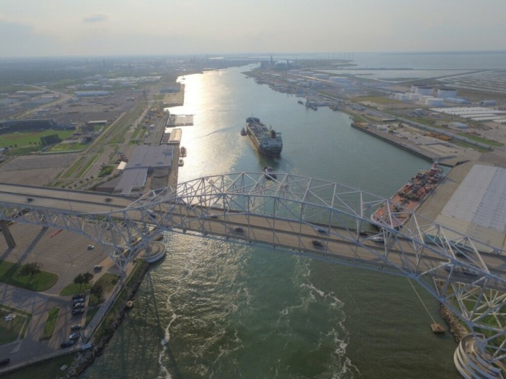 Post Hurricane Harvey Recovery Update Corpus Christi Ship Channel Re-Opens After Record Six Day Closure