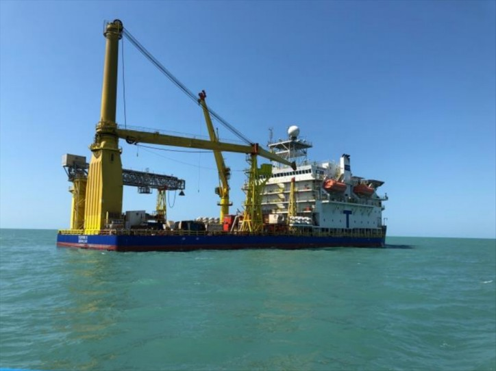 Protexa Awards Telford Offshore multiple pipelaying and construction services contract in Mexico