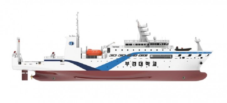 GE Provides SeaStream Dynamic Positioning System to Pukyong National University's Training Vessel