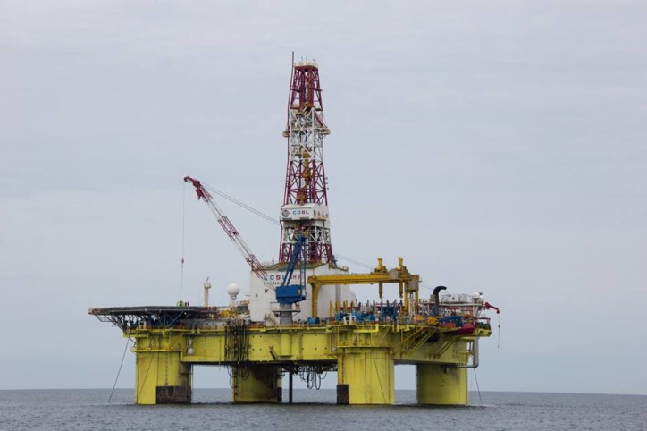 Rosneft commences drilling in the Sea of Okhotsk