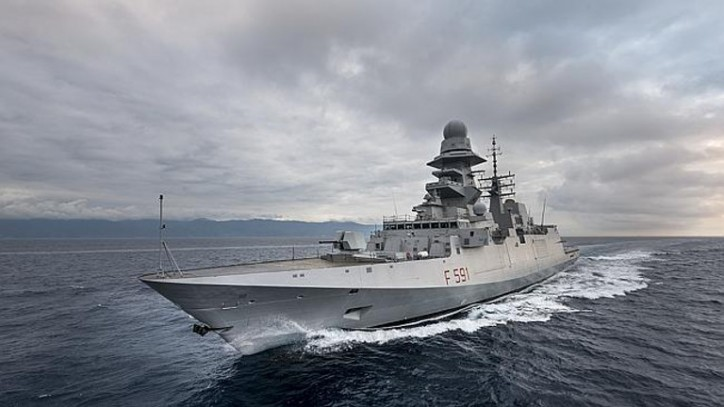 FINCANTIERI Signs The Future Frigate Participant Services Contract