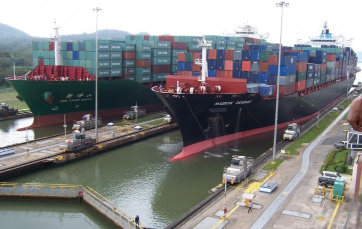 Panama Canal Decides To Suspend Transiting Vessels Draft Restriction