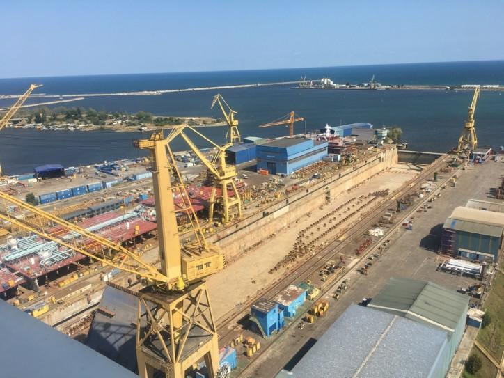 Damen acquires Daewoo's shares in Daewoo Mangalia Heavy Industries
