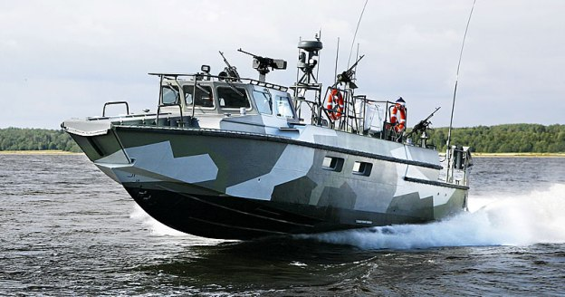 Kalashnikov Delivers First Assault Boats to Russian Military forces