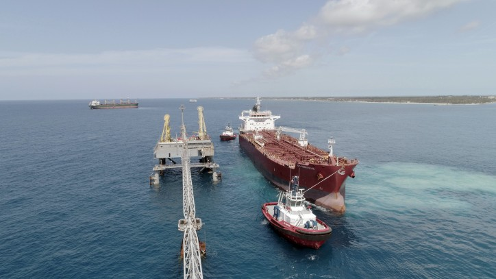 Kotug and Seabulk Awarded Contract At Bahamas