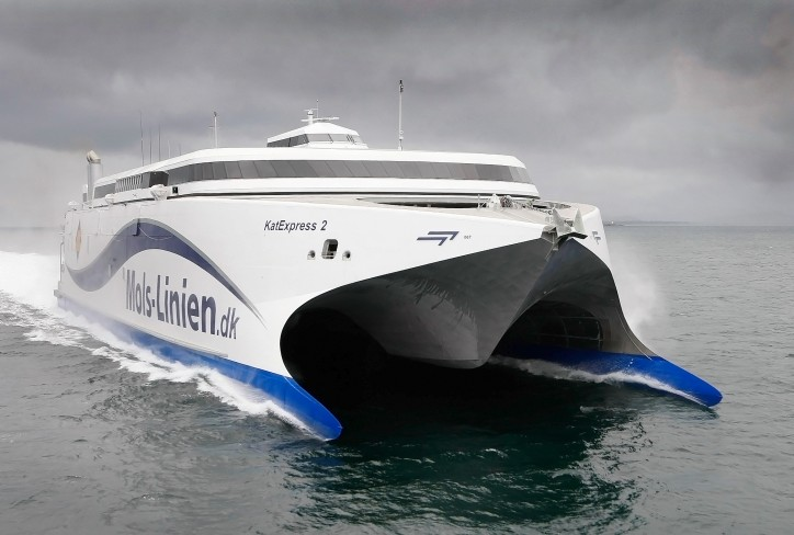 Incat Secures Large Ship Order for Denmark