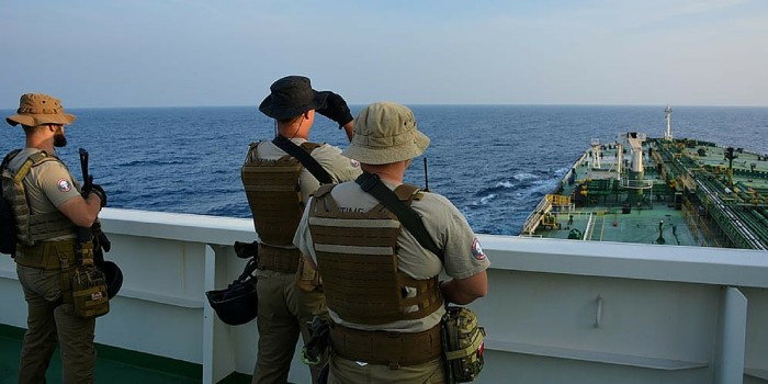 Marlins and ISWAN collaborate to help seafarers prevent and prepare for piracy attacks