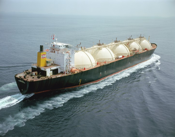 Real LNG growth yet to come