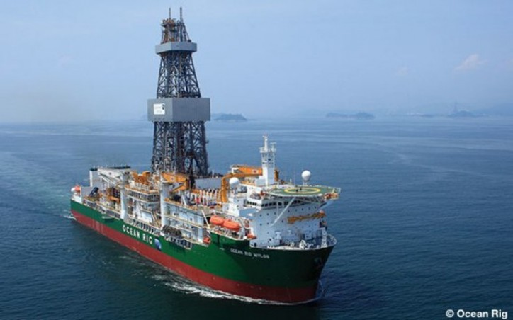 Pancontinental: Drillship Ocean Rig Poseidon mobilised to Namibia