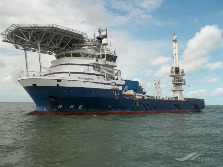 Solstad Offshore ASA signs charter contract with Allseas for CSV Normand Poseidon