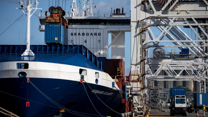 Seaboard Marine launches new Savannah-central America route