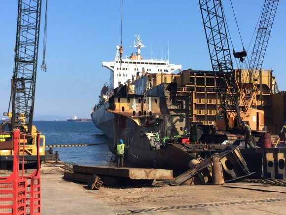 Ship Recycling Transparency Initiative launches new platform to drive responsible ship recycling