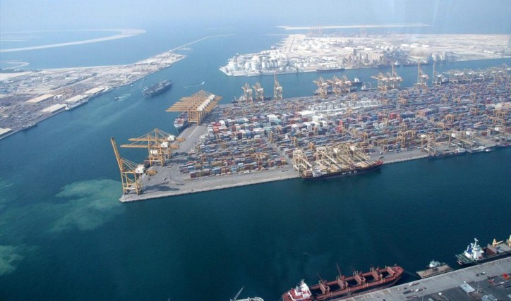 Dubai based dp world initiates jebel ali port expansion worth usd according to dp world container terminal 4s phase 1 is going to create capacity for an additional 31 million twenty foot equivalent units teu by the gumiabroncs Choice Image