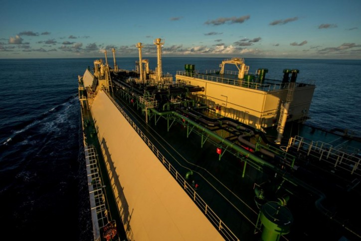 Chevron and ENN Sign LNG Sales and Purchase Agreement